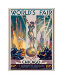 Chicago World's Fair, 1933 Giclee Print