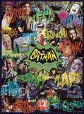 DC Batman TV 1000 Piece Puzzle