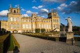 Blenheim Palace, Woodstock, Oxfordshire, England, United Kingdom, Europe