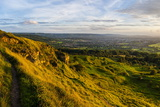 Cleve Hill, Part of the Cotswold Hill, Cheltenham, the Cotswolds, Gloucestershire, England