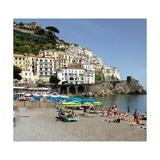 Buy Amalfi Beach at AllPosters.com
