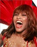 Tina Turner SwitchArt&#8482 Print