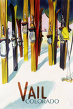 Vail, CO - Colorful Skis Yosemite Falls - Yosemite National Park, California Lithography Las Vegas, Nevada - Retro Skyline New York City, New York - Retro Skyline Jeremiah 29:11 - Inspirational Yellowstone National Park - Old Faithful Geyser and Bison Herd Sydney, Australia - Retro Skyline Chicago Illinois - Retro Skyline Ski Runs Signpost - Whistler, Canada Chicago, Illinois - Skyline at Night Bears and Spring Flowers - Yosemite National Park, California Florida - Lifeguard Shack and Palm Wine Bottle and Glass Group Geometric New York City, NY - Skyline at Night