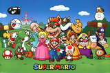 Super Mario - Characters Video Game in Progress Gaming Fallout 4- Enlist Overwatch- Game Cover Zelda- Breath of the Wild Batman Origins - Joker Bats The Legend Of Zelda - Link Super Mario Bros. 3 - Cover Batman Arkham Origins - Wanted Destiny- Key Art Fallout 4- Nuka Cola Pin Up The Last of Us Minecraft- World