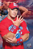 John Cena Wwe Wrestling Poster WWE- John Cena Action Collage WWE- Roman Reigns