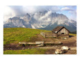 Buy Dolomites With Chalet Italy at AllPosters.com