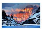Buy Monte Civetta Dolomites Italy at AllPosters.com