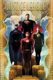 DC Comics Team - Art Deco
