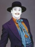 Batman by Tim Burton with Jack Nicholson (Jocker), 1989 Premium Poster