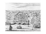Santo Domingo, 1671