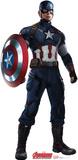 Avengers: Age Of Ultron - Captain America Lifesize Standup