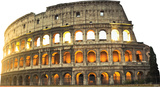 Buy Italy Colosseum Lifesize Standup at AllPosters.com