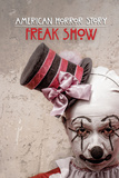 American Horror Story Freak Show Ticket 2 Freak Show American Horror Story- Darkness Freak Show 3 Freak Show 2.1 American Horror Story- Key American Horror Story-  My Roanoke Nightmare American Horror Story- Twisty Freak Show Ticket 5 American Horror Story- Graphic Seasons American Horror Story- Hotel American Horror Story - Coven Freak Show Ticket