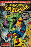 Marvel Comics Retro Style Guide: Spider-Man, Hulk Marvel Comics Retro: Amazing Fantasy Comic Book Cover No.15, Introducing Spider Man (aged) The Amazing Spider-Man #700.4 Cover: Spider-Man Spider-Man Swinging In the City Secret Wars No.1 Cover: Captain America Spider-Man No.1 Cover: Spider-Man Amazing Spider-Man Family No.2 Cover: Spider-Man The Amazing Spider-Man No.601 Cover: Mary Jane Watson Avengers Classics No.1 Cover: Hulk The Sensational Spider-Man No.23 Cover: Spider-Man Spider-Man Marvel Comics Retro: The Amazing Spider-Man Comic Book Cover No.100, 100th Anniversary Issue (aged) The Amazing Spider-Man #700 Cover: Spider-Man, Venom