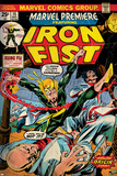 Marvel Comics Retro Style Guide: Iron Fist Marvel Comics Retro Style Guide: Iron Fist The Immortal Iron Fist: Marvel Premiere No.15 Cover: Iron Fist Marvel Knights Cover Art Featuring: Luke Cage, Iron Fist The Immortal Iron Fist No.17 Cover: Iron Fist