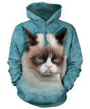 Hoodie: Grumpy Cat Grumpy Cat - Shut Up Grumpy Cat Mugshot Humor Poster Grumpy Cat - I Had Fun Once It Was Awful Grumpy Cat - No Cats Grumpy Cat- Go Away Grumpy Cat Mona Lisa Grumpy Cat Mona Lisa grumpy cat