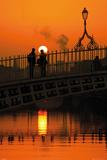 Dublin - Halfpenny Bridge