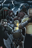 Dark Avengers No. 182: Troll, Cage, Luke, Moonstone, Mr. Hyde, Juggernaut, Satana