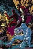 Daredevil No. 32: Daredevil, Satana, The Living Mummy