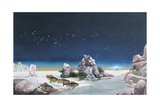YES - Tales from Topographic Oceans - Inner Sleeve