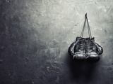 Old Boxing Gloves Hang on Nail on Texture Wall Muhammad Ali Mike Tyson- '88 Heavyweight Champ Muhammad Ali - Float like a Butterfly Muhammad Ali Muhammad Ali Muhammad Ali - Vintage Muhammad Ali- Gym Muhammad Ali Muhammad Ali: Gloves Ali - Underwater boxing