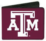 Texas A&M Logo Wallet