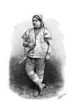 Tunisian Jewess, C1890