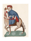 The Manciple, from Geoffrey Chaucer
