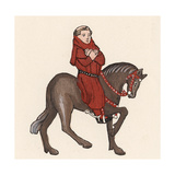 The Parson, from Geoffrey Chaucer