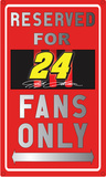 Jeff Gordon Sign Tin Sign