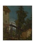 Landscape with a Footbridge, Ca 1518