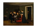 Joyful Letter, 1858
