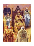 The Coronation of King George VI (1895-195), 12 May, 1937