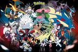 Pokemon Mega pokemon