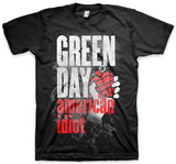 Green Day Smoke Screen Poster Art