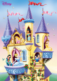 Disney Princess- Castle The Rocketeer Thomas Kinkade Disney Dreams Collection 4 in 1 500 Piece Puzzle, Series 2 Walt Disney Mickey Mouse Classic Monsters, Inc. Beauty & The Beast- One Sheet Hocus Pocus Thomas Kinkade Disney Dreams Collection 4 in 1 500 Piece Puzzle disney
