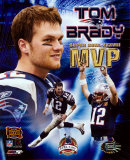 Tom Brady - Super Bowl XXXVIII MVP Champions Collection (Limited Edition)