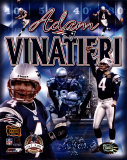Adam Vinatieri - Super Bowl XXXVIII Champions Collection (Limited Edition) ©Photofile