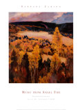 Ute Park New Mexico Art Print