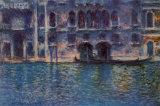 Venice Palazzo Da Mula Poster