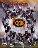 New England Patriots - Super Bowl XXXVIII Champions - Limited Edition (PF Gold)
