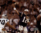 Tom Brady - Super Bowl XXXVIII - Passing ©Photofile
