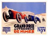 Grand Prix de Nimes, 1932