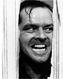 The Shining Movie Poster Jack Nicholson Kubrick