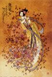 Goddess of Prosperity Art Print