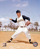 Bill Mazeroski - Fielding, posed