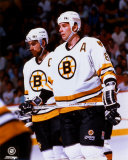 Cam Neely / Ray Bourque Photo