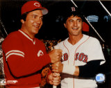 Johnny Bench / Carl Yastrzemski