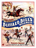 Buffalo Bill's Wild West, Johnny Baker and Vincente Orepezo