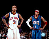 S.Marbury/A.Iverson - '04 Group Shot ©Photofile